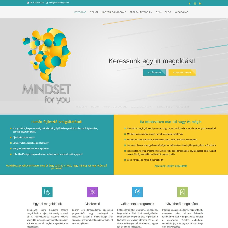 Mindset For You - Future Management