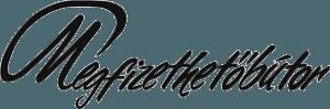 Megfizethetőbútor - Logo