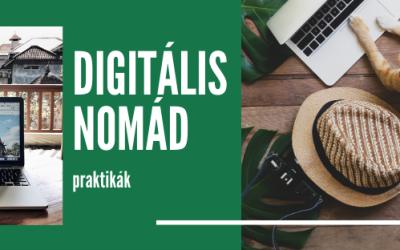 Digitális nomád praktikák