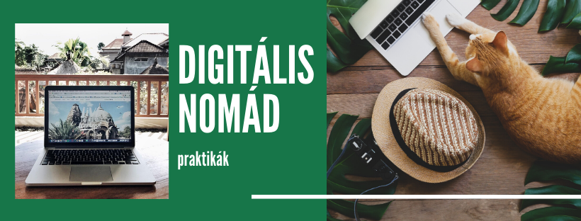 digitális nomád