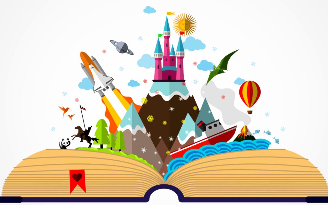 A storytelling a legjobb módja az eszmék kreatív átadásának