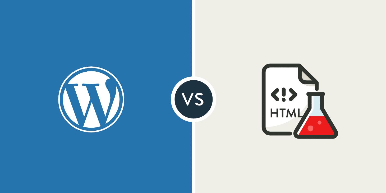 wordpress vs egyedi weboldal