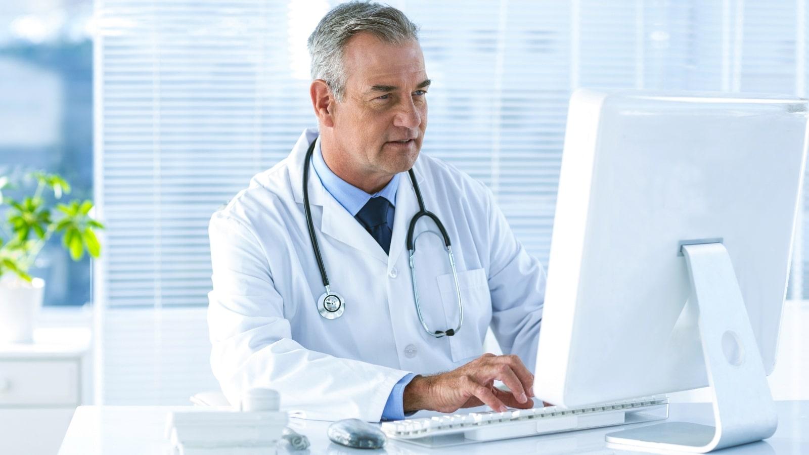 Orvosi weboldal